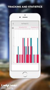 Ladytimer Ovulation & Period Calendar 5.0.6 Screenshots 4