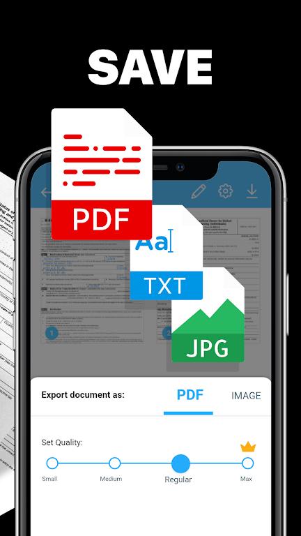 Scanner App To PDF - TapScanner  poster 2