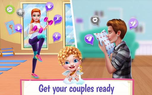 First Love Kiss - Cupidu2019s Romance Mission 1.1.6 screenshots 21