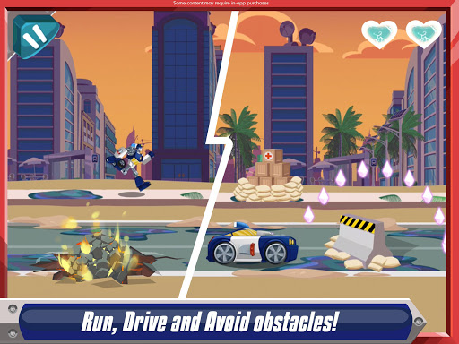 Transformers Rescue Bots: Disaster Dash 1.6 Screenshots 12