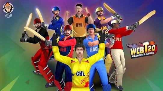 WCB T20 Premier League Cup India MOD Apk 1.0.6 (Unlocked) 1