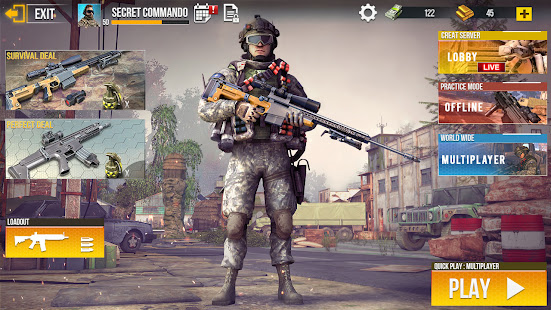 Image For Real Commando Secret Mission - Free Shooting Games Versi 18.2 22