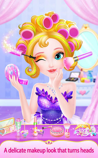 Sweet Princess Fantasy Hair Salon apktram screenshots 7