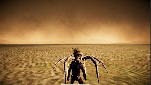 Monster Spider Shooting World Hunter -Spider Games screenshots 1