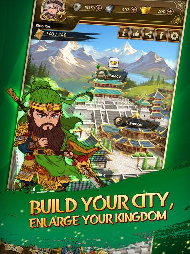 Match 3 Kingdoms: Epic Puzzle War Strategy Game 1.1.134 screenshots 11