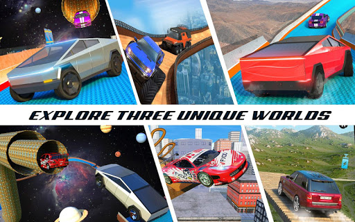 Ramp Car Stunts Racing - Extreme Car Stunt Games screenshots 17