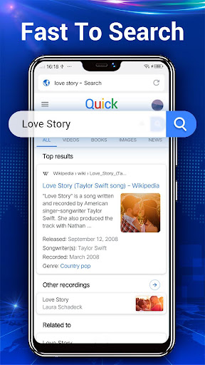 Web Browser & Web Explorer android2mod screenshots 8