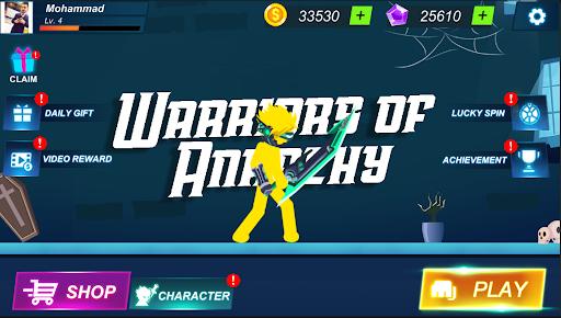 Warriors Of Anarchy 1.0 screenshots 1