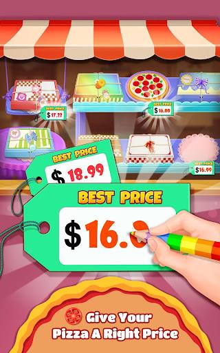 sweet pizza shop - cooking fun screenshot 3