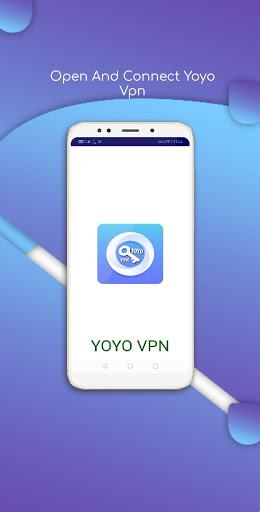 YOYO VPN - Unlimited Free fast Vpn for Lifetime  screenshots 1