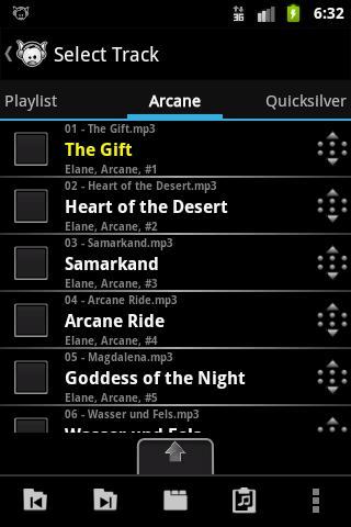 MortPlayer Music  screenshots 4