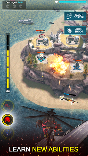 Gunship War: Helicopter Strike 1.01.32 screenshots 6