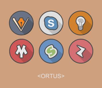 Ortus Icon Pack 6.2 Apk 5