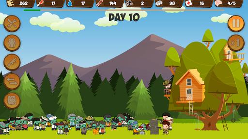 Zombie Forest HD: Survival 1.35 screenshots 10