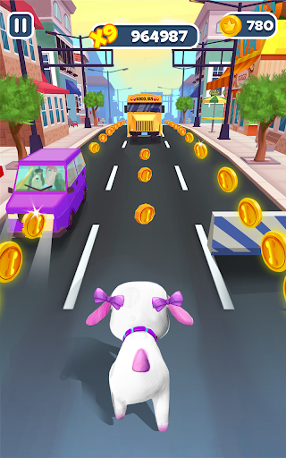 Fun Run Dog - Free Running Games 2020  screenshots 14
