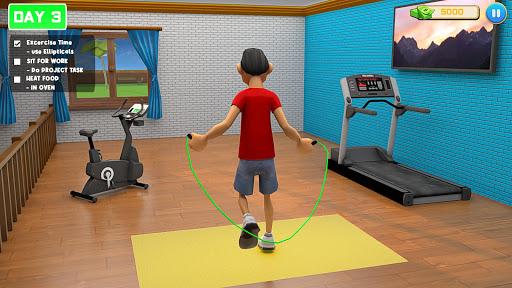 Virtual Work From Home Simulator Apkfinish screenshots 3