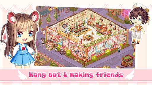 Kawaii Home Design - Decor & Fashion Game  Screenshots 5