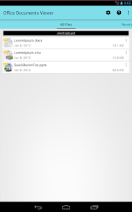 Office Documents Viewer Pro Apk (Paid/Patched) 3