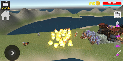 Medieval War Tiny screenshots 3