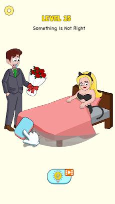 Delete Puzzle: Erase Herのおすすめ画像5
