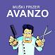 Avanzo - Muški Frizer