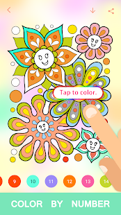 Coloraxy - Color by Number & Color by Custom Game