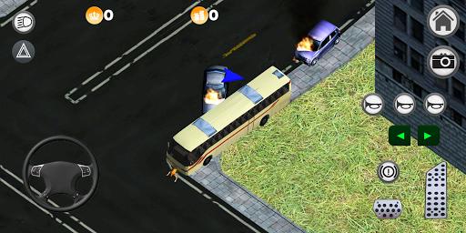 Bus Game Simulator Driving  screenshots 20