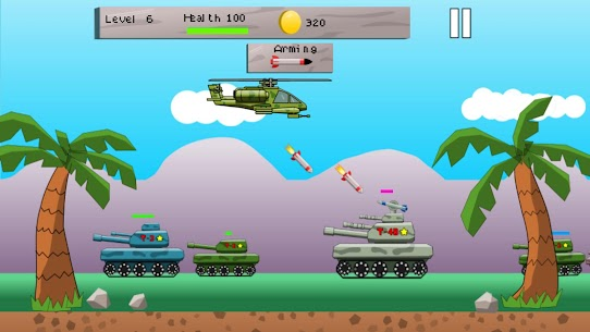 Helicopter Tank Defense Game Hack & Cheats 2