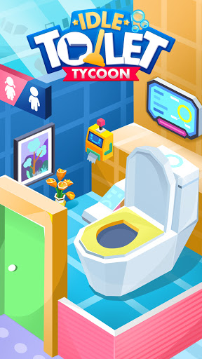 Idle Toilet Tycoon 1.1.10 screenshots 1
