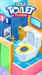 Idle Toilet Tycoon Mod Apk (Unlimited Crystals/Unlocked) 1