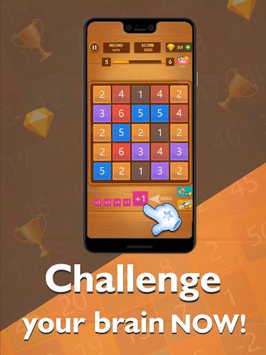 Merge Digits - Puzzle Game 1.0.3 screenshots 18