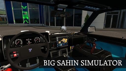 Turkish Sahin Simulator 2021 Sahin Drift Max 1.0.5 screenshots 13