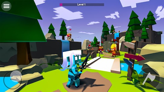 AXES.io Mod Apk (Unlimited Money/No Ads) 3