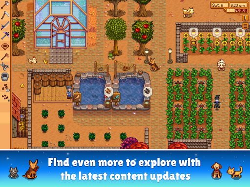 Stardew Valley 1.4.5.150 screenshots 10