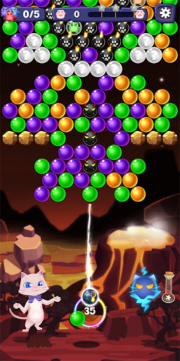 Bubble Shooter Blast - New Pop Game 2020 For Free 1.0 screenshots 3