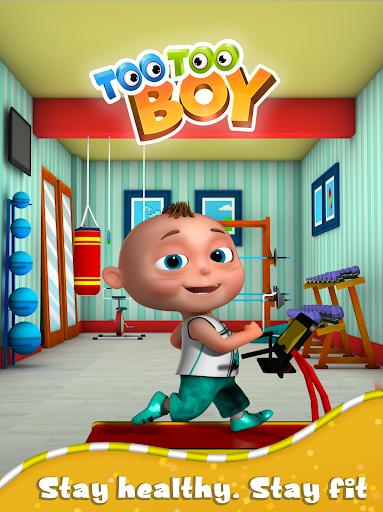 Talking TooToo Baby  - Kids Fun Game. 27 screenshots 3