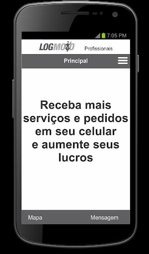 logmoto - profissional screenshot 3