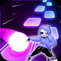 Sans Undertale songs - Edm Hop Dance tiles