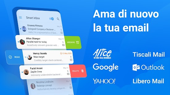 Spark Mail di Readdle - Ama di nuovo la tua email Screenshot
