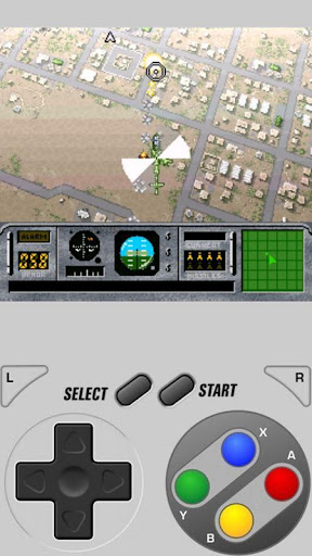 SuperRetro16 (SNES Emulator) 2.1.3 screenshots 1