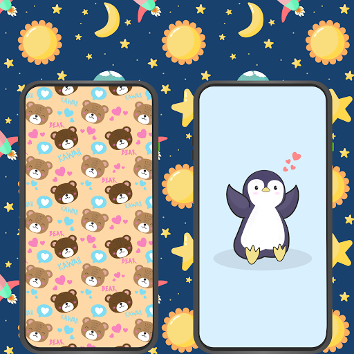 Cute Wallpapers ud83dudc9c Kawaii 4.2101.2 Screenshots 5