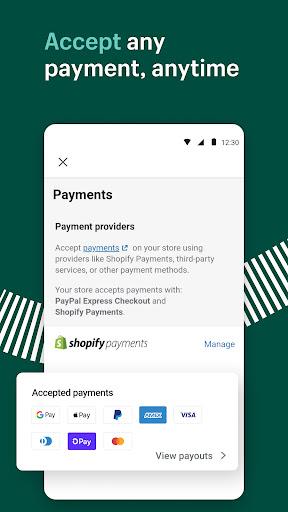 Shopify - Your Ecommerce Store apktram screenshots 6