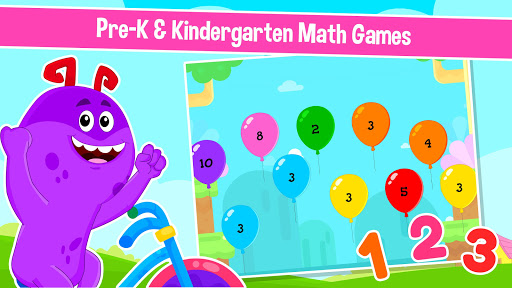 Learn 123 Numbers Counting for Kids Math Games  screenshots 10
