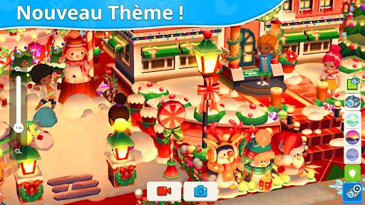 Télécharger Gratuit Mon petit paradis : gestion de station de vacances mod apk screenshots 1