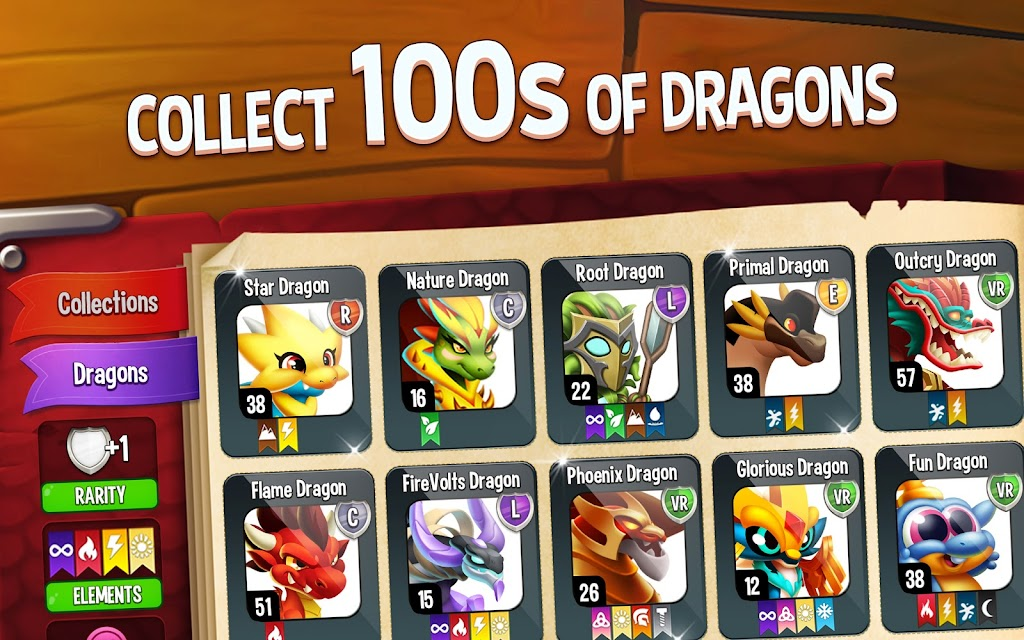 Dragon City Mobile poster 14