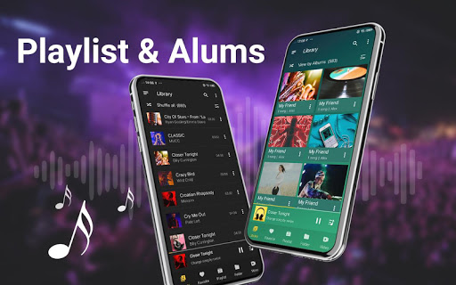 Music Player - Audio Player & Bass Booster android2mod screenshots 11