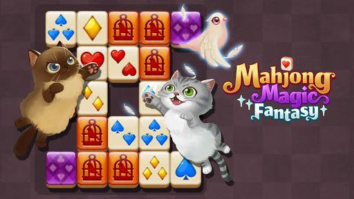 Mahjong Magic Fantasy : Tile Connect  screenshots 8