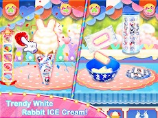 Unicorn Chef Carnival Fair Food Games for Girlsのおすすめ画像3