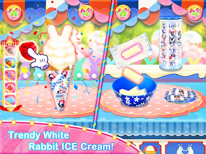 Unicorn Chef Carnival Fair Food Games for Girls 2.2 Screenshots 3