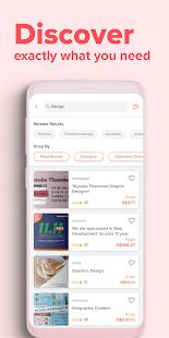 Gigworks:フリーランスマーケットプレイス-サービスの売買
